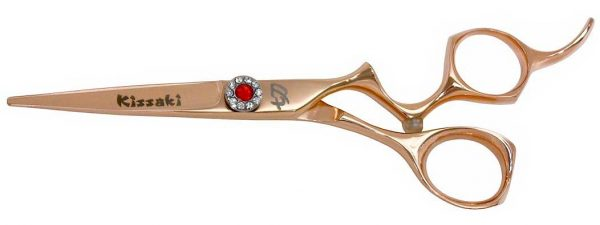 Gendai 5.5″ Hair Scissors Rose Gold Titanium Hair Shears