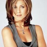 The Rachel hair style