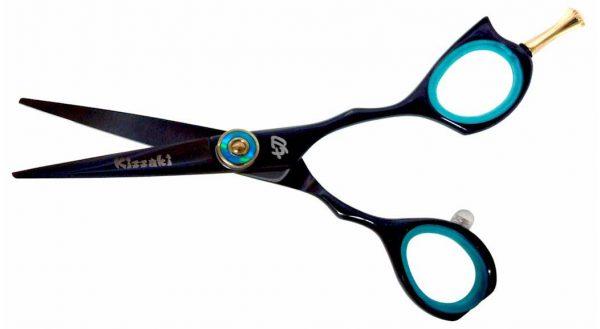 Sensuki 5.0″ Hair Cutting Scissors Black B Titanium