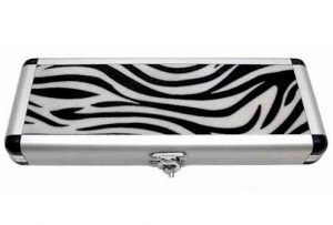 Zebra Multi Hair Shears & Hair Razor Case