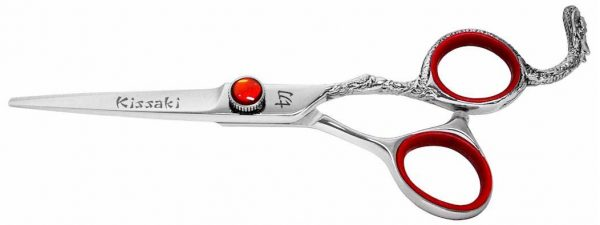 Kanji 5.5″ Dragon Hair Cutting Scissors Hair Shears