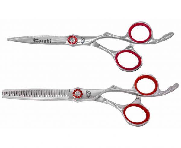 Sui-Riu 5.5″ Hair Scissors & Han-Riu 40t Thinning Shears Set