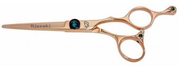 Tsuchi 5.5″ Hair Scissors Rose Gold Titanium Hair Shears