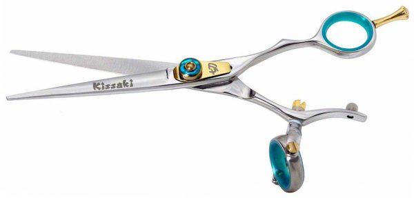Gokatana 7.0″ SLV B Double Swivel Hair Scissors