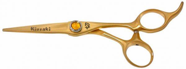 Shobu 5.5″ Hair Scissors Gold Titanium Hair Cutting Shears