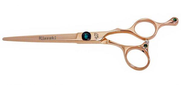 Tsuchi 7.0″ Hair Scissors Rose Gold Titanium Hair Shears