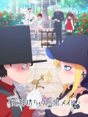 Shinigami Bocchan to Kuro Maid Episode 3 English Subbed