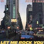 """Peter Criss """"Let me rock you"""" Japanskpress"""