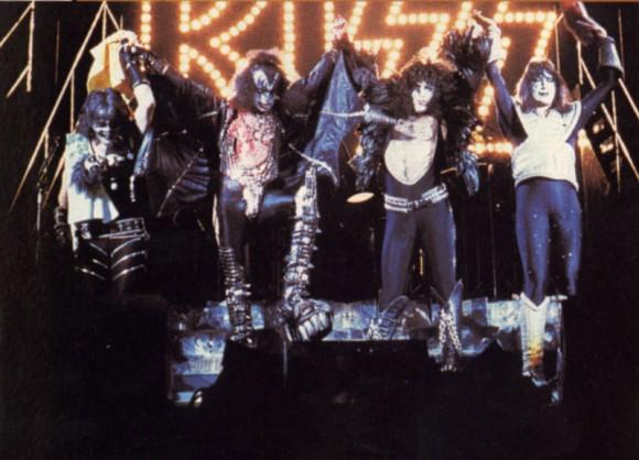 Kiss 1977