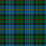 The hunting tartan