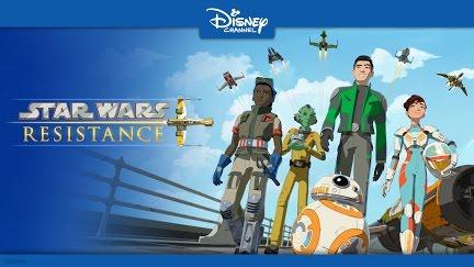Watch Star Wars Resistance Season 1