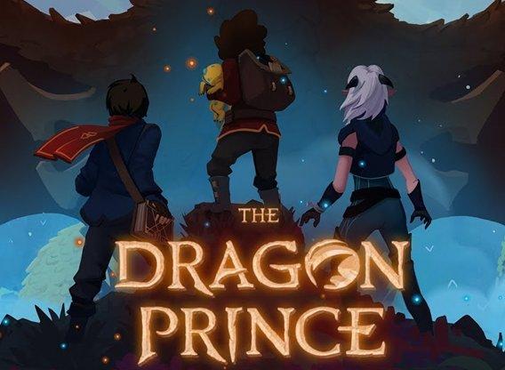 Watch The Dragon Prince (2018) - KissCartoon