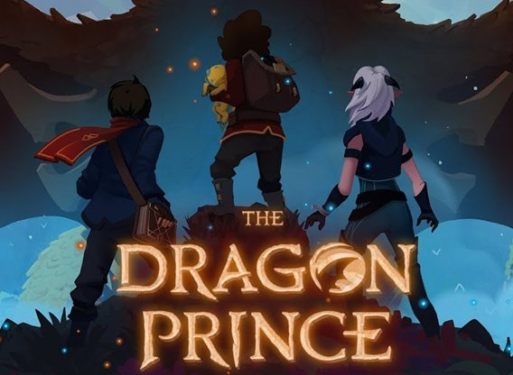 Watch The Dragon Prince (2018) - KissCartoon