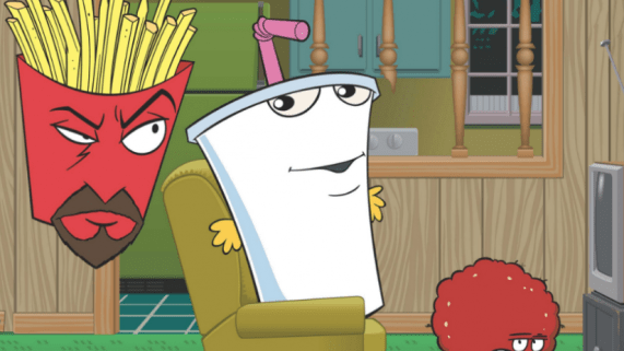 Watch Aqua Teen Hunger Force Season 9 - KissCartoon