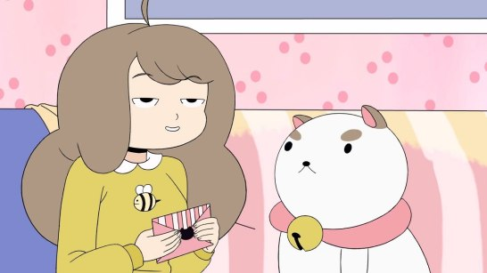 Watch Bee and PuppyCat Season 1 All Episodes - KissCartoon