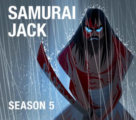 Watch Samurai Jack Season 5 All Episodes - KissCartoon