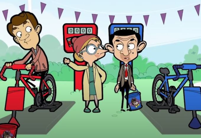 Jackpot Bean by Mr Bean official Cartoon - KissCartoon