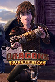 Watch Dragons Race to the Edge Season 4 online full free kisscartoon