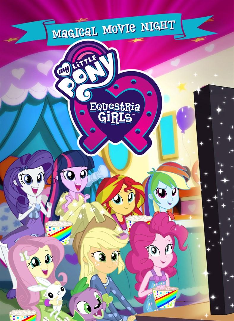 My Little Pony: Equestria Girls - Friendship Games (2015