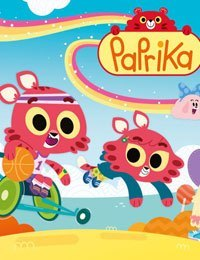 Paprika – kisscartoon