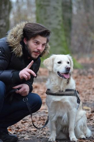 Dog Thinking KISS Dog Training