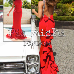 Pia Michi prom dress, style no. 1782