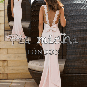 Pia Michi prom dress style no. 1850