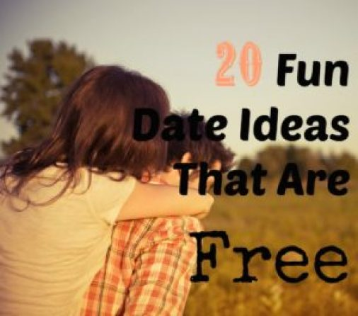 fun date ideas that are free