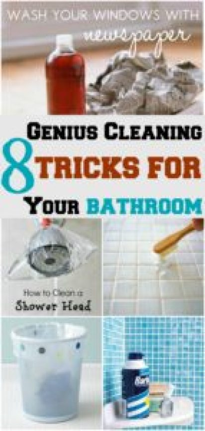 Cleaning Hacks and Tips