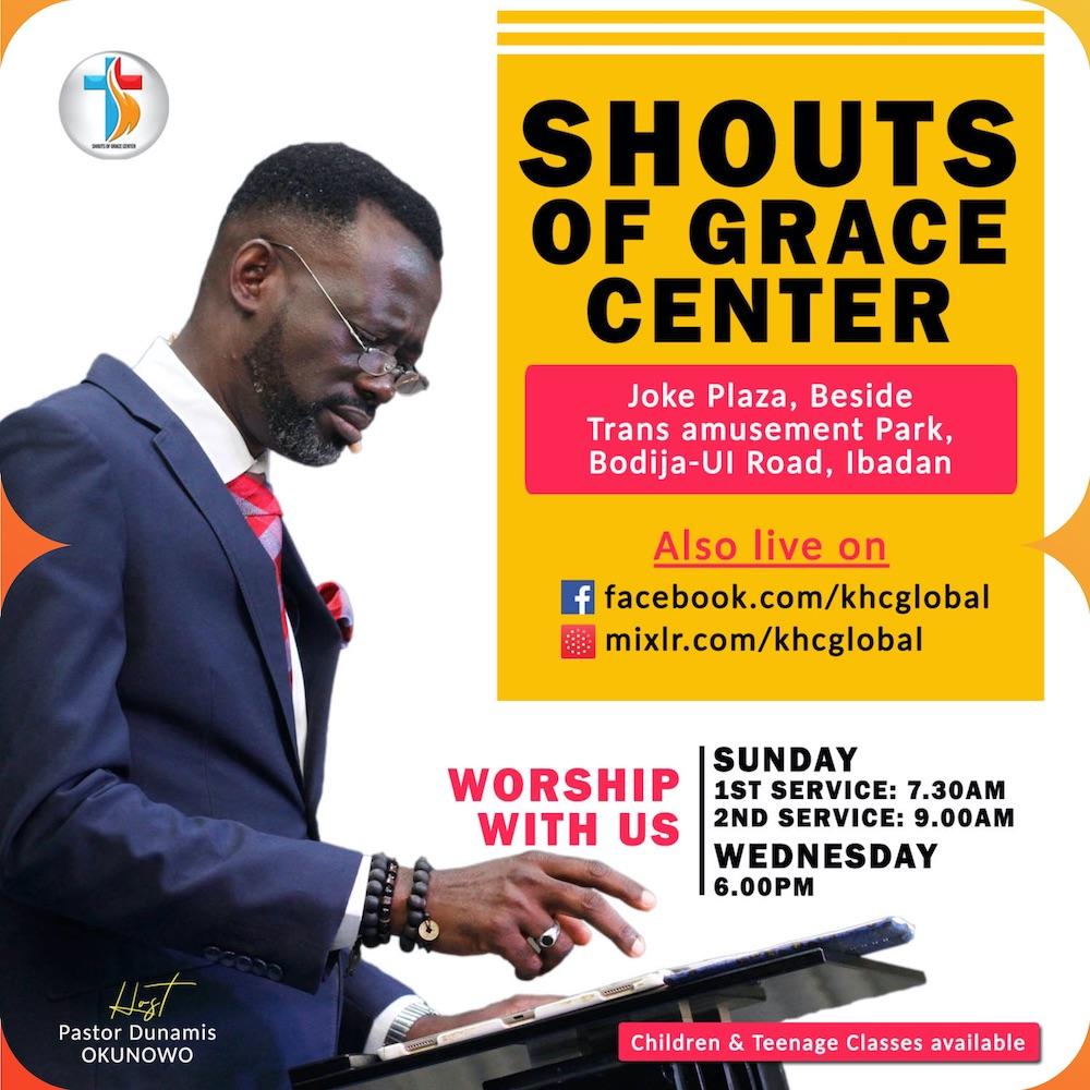 Shouts of Grace Center