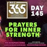 Prayers For Inner Strength