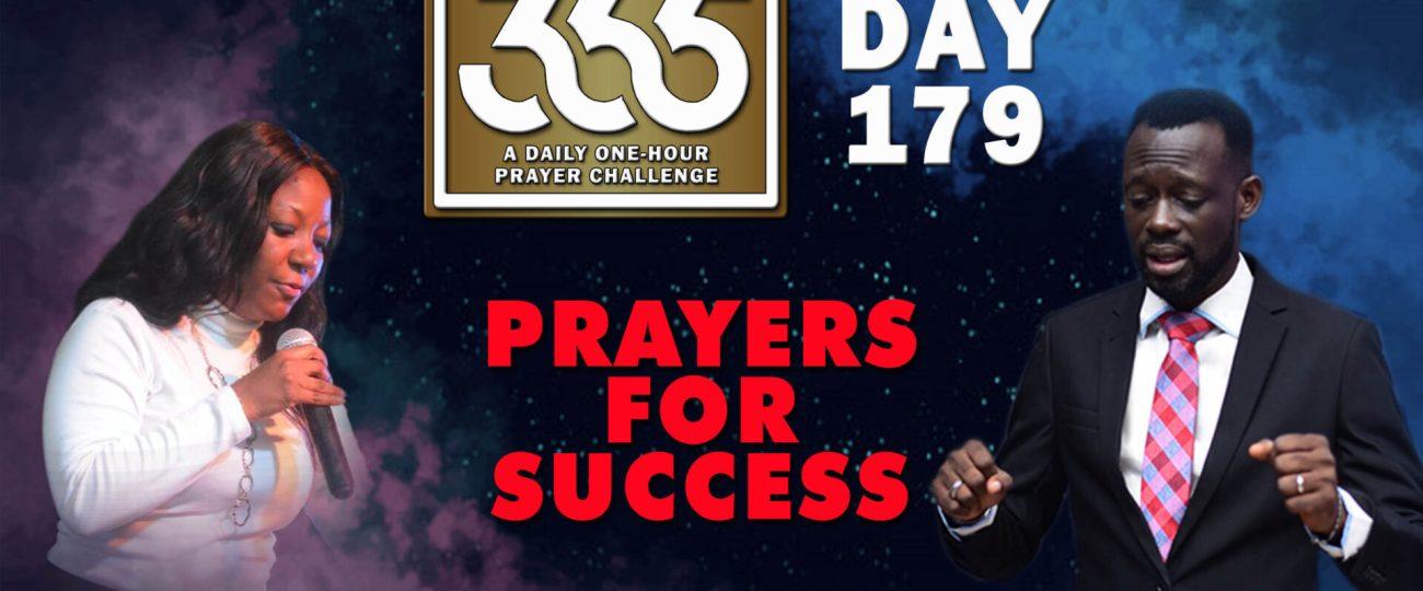 Success – MFC 365 Challenge – Day 179