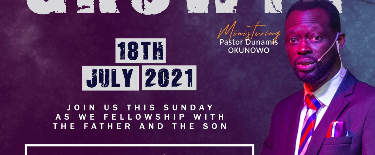 Presenting Your Body As A Living Sacrifice By Pastor Dunamis (18th July 2021)