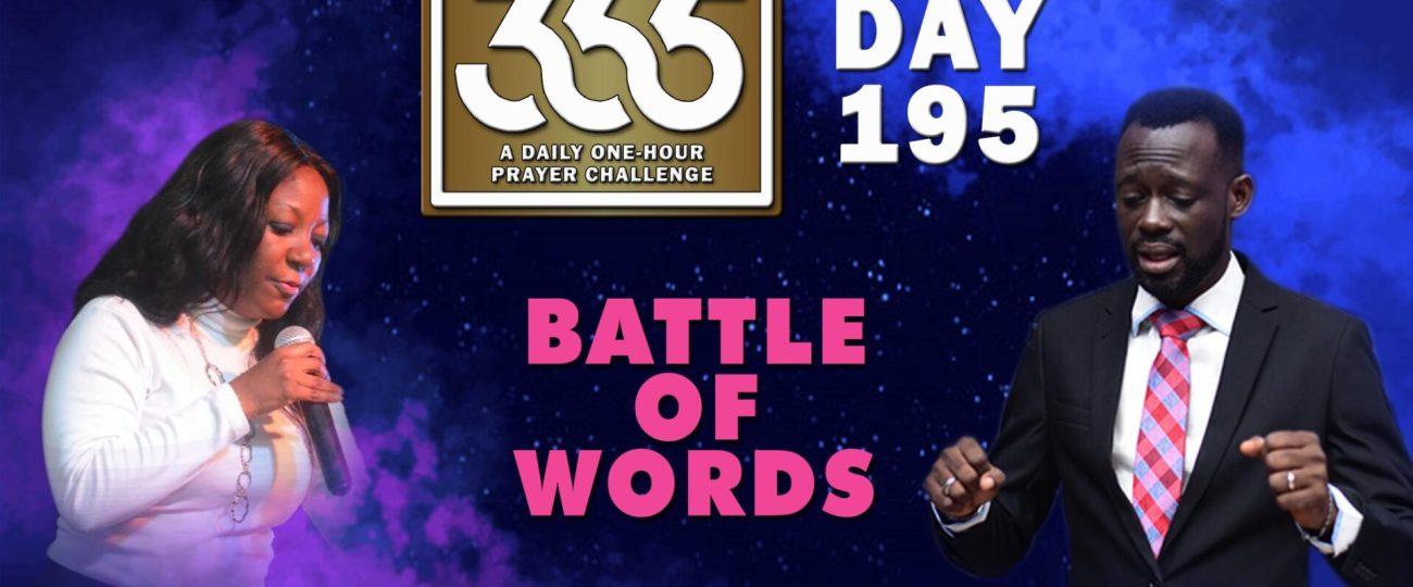 Words – MFC 365 Challenge – Day 195