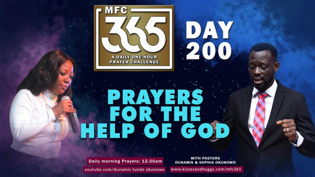 Help Of God – MFC 365 – Day 200