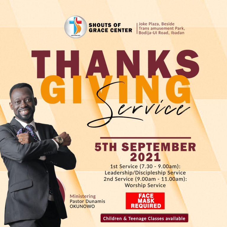Miracles Everywhere – Rev Dunamis Okunowo