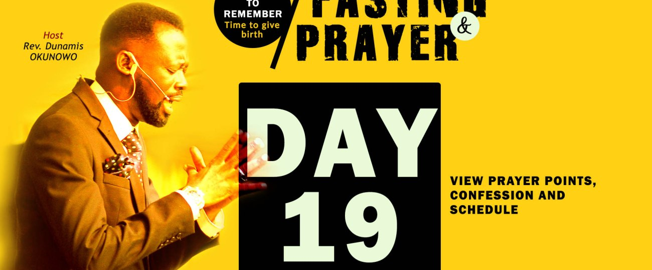 September To Remember  – Day 19