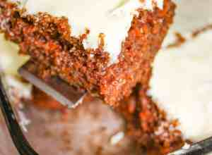 Carrot Cake is one of my all time favourites and this recipe will please everyone not just those that have to eat gluten free.