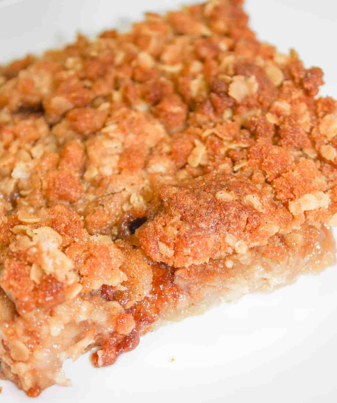 Apple Crisp is a classic fall dessert. This gluten free version will not disappoint and will be enjoyed by all whether or not they need to avoid gluten.