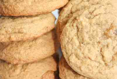 Gluten Free Ginger Cookies are a soft, chewy cookie loaded with bits of candied ginger and warm spices. This classic cookie is easy to make and will be a hit with gluten eaters and gluten avoiders alike!