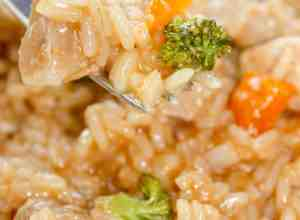 Instant Pot Sweet & Sour Pork and Rice is a quick pressure cooker recipe that can easily be modified to suit the tastes of your family.