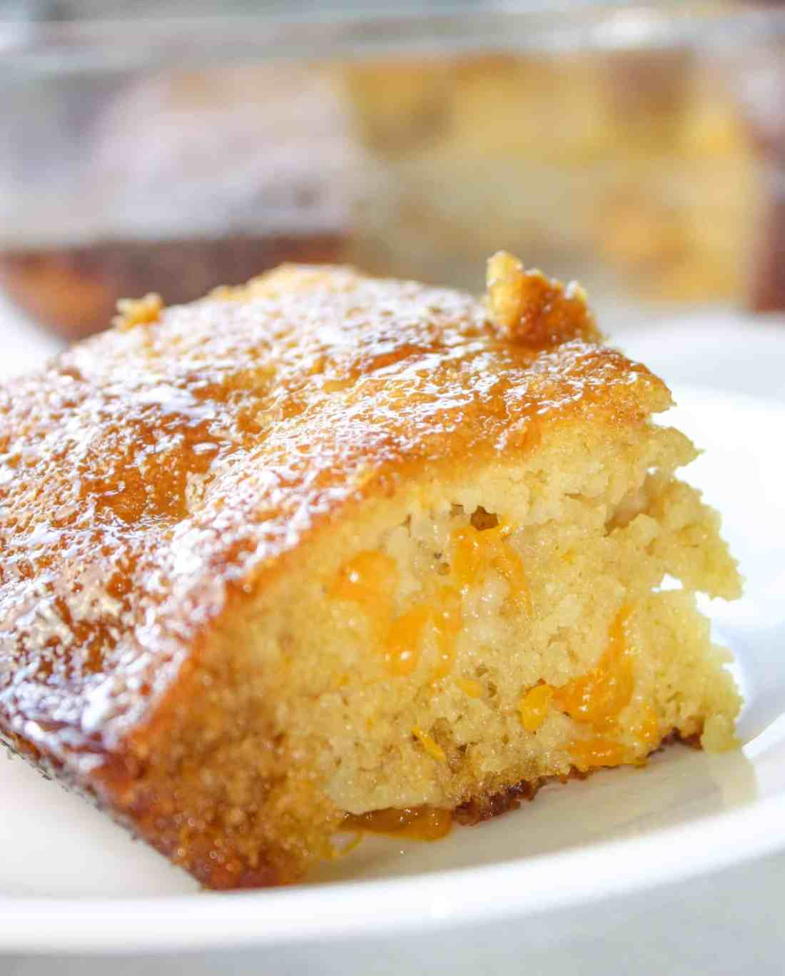 Gluten Free Mandarin Cake is a very quick and easy recipe to make. Loaded with mandarin oranges it is a nice burst ofcitrus any time of the year.