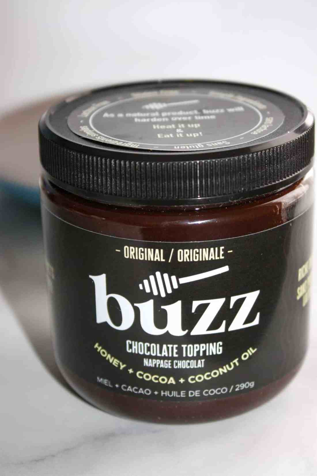 The jar of Buzz.