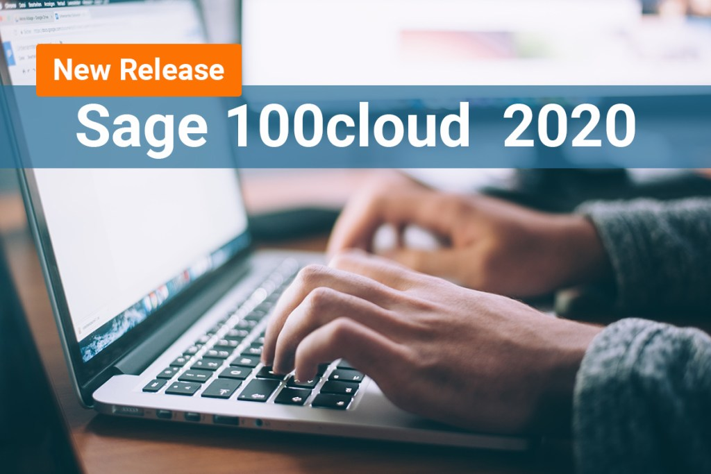 Sage 100 cloud version 2020