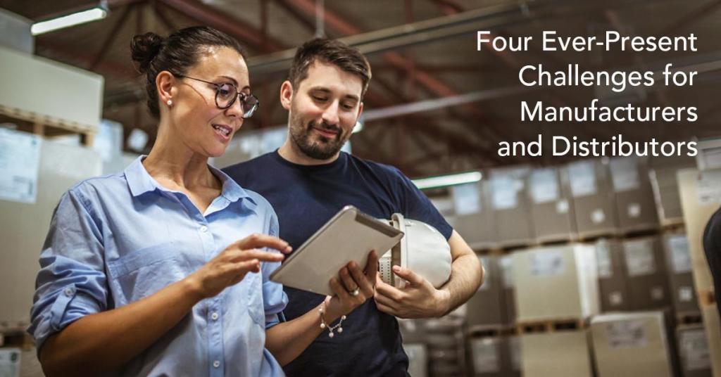 Challenges Manufactures Distributors