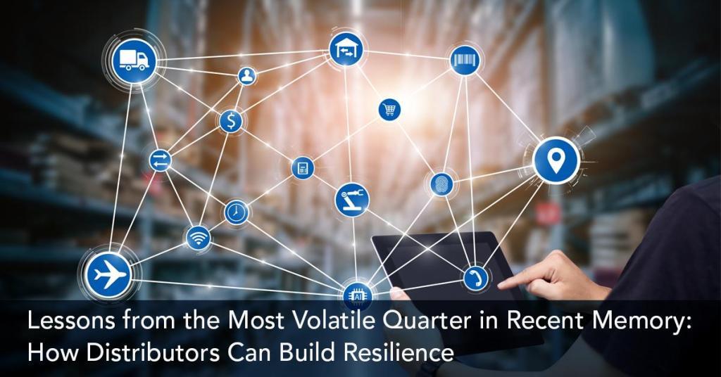 Distribution Build Resilience