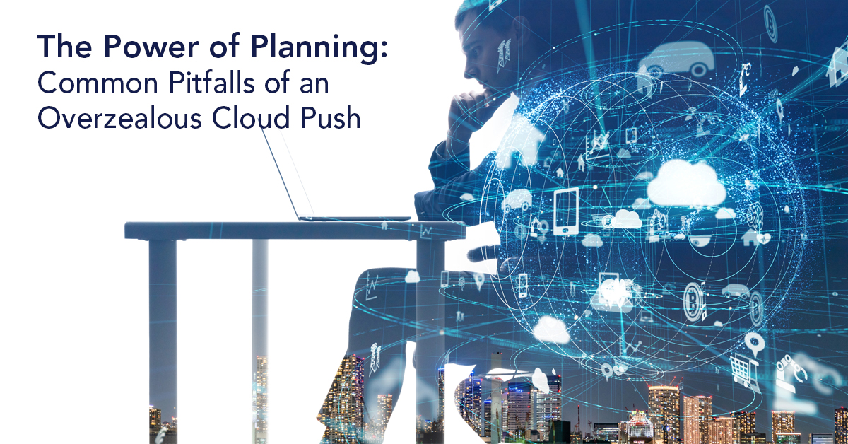 Planning Journey Cloud Pitfalls