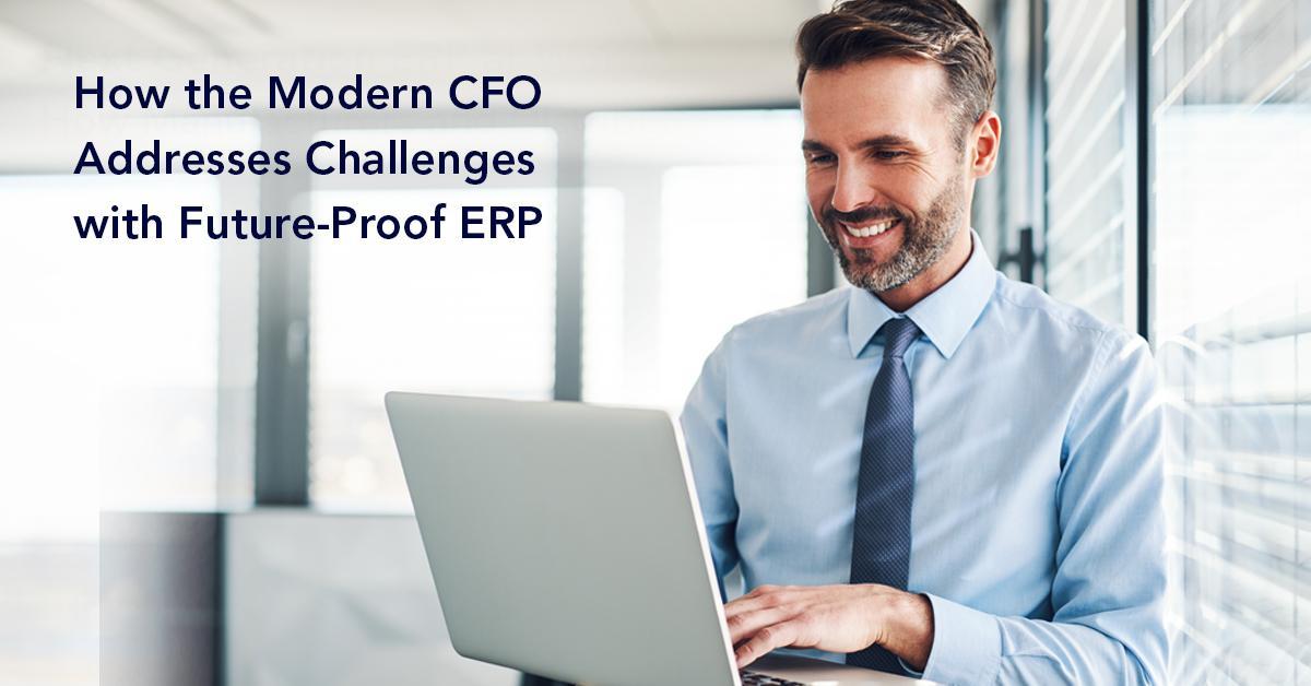 CFO Addressed Challenges ERP