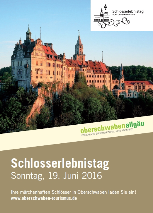 Das offizielle Plakat des Schlosserlebnistags 2016