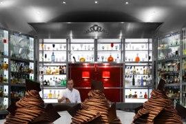 bar à chocolat Pierre Hermé